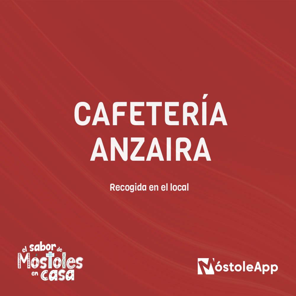 CAFETERIA ANZAIRA